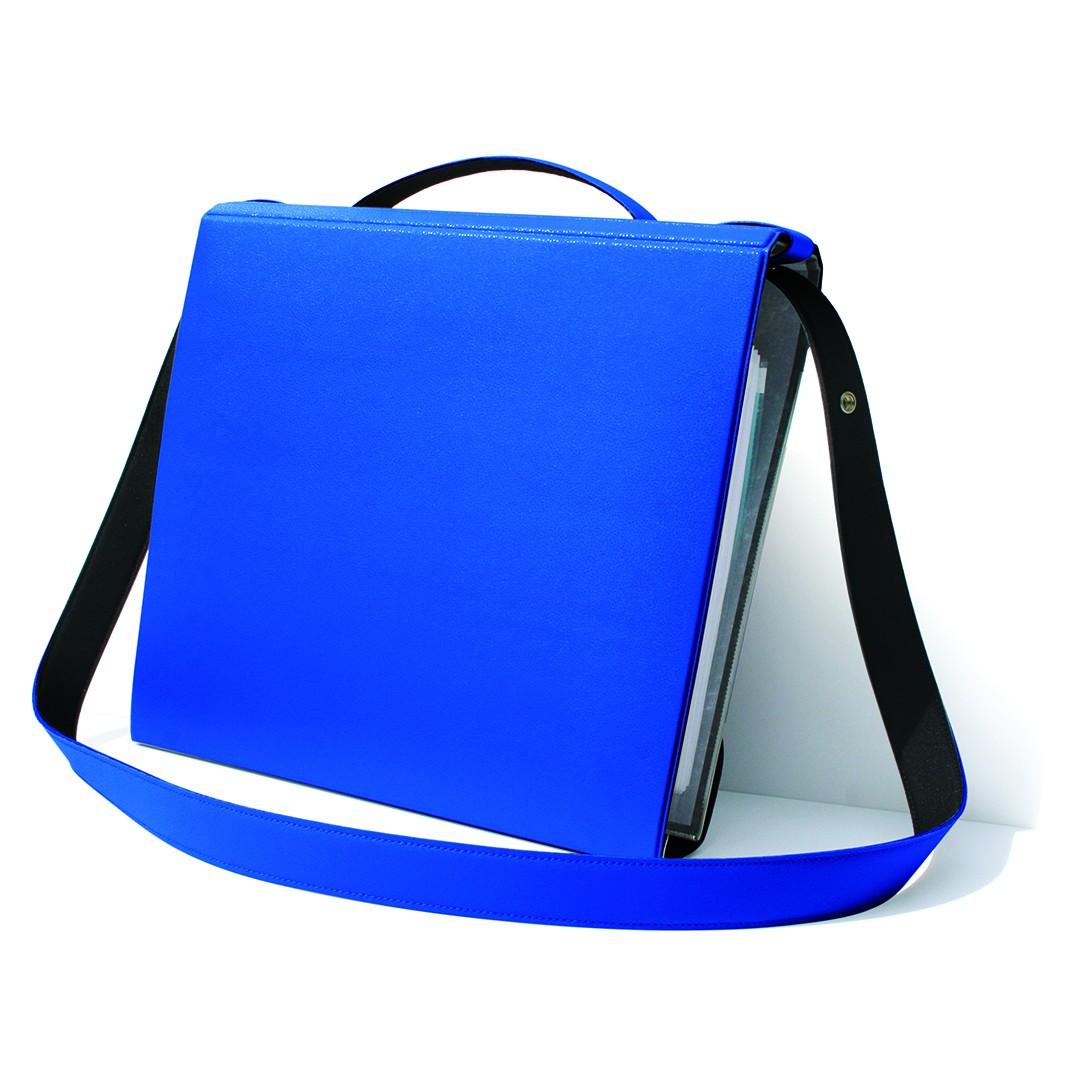 royal blue file holder, YAKA royal blue