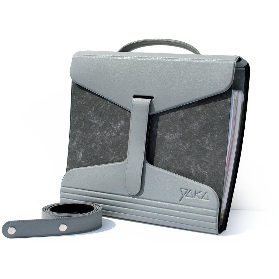 mouse grey file holder, YAKA mouse grey